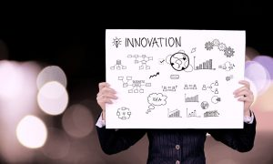 Innovation Business Businessman Information